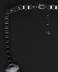 Black Temptation Layered Statement Necklace – 2