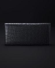 Girl On The Go Monochrome Wallet In Black – 2