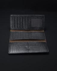 Girl On The Go Monochrome Wallet In Black – 5